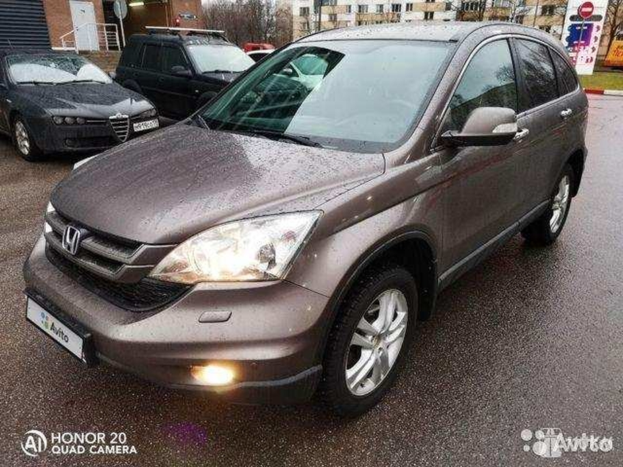 Продажа б/у Honda CR-V (Хонда СРВ) Lifestyle 2.0 AT 4×4 2012 в Санкт-Петербурге за 855000 Р