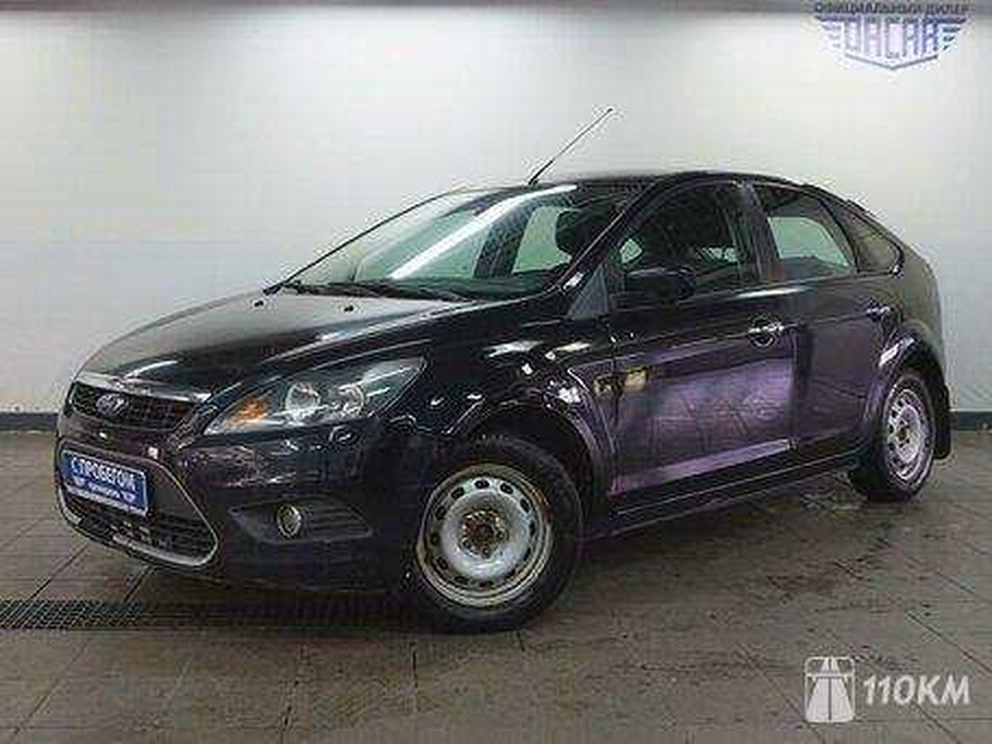 Продажа б/у Ford Focus (Форд Фокус) Titanium Special Edition 1.6 AT 2011 в Санкт-Петербурге за 310000 Р